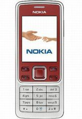 ��������� ������� Nokia 6300 Red