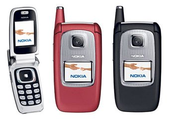 ��������� ������� Nokia 6103 Red