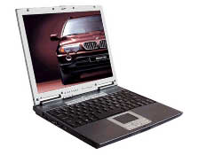 ������� RoverBook Discovery B215 P-M 1500/256/40/extDVD-CDRW/WiFi/W�XPH
