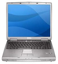 Ноутбук Dell Inspiron 1150 C- 2600/256/40/DVD-CDRW/W'XP (34437)