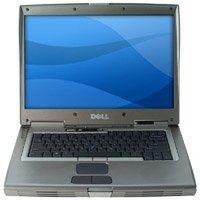 Ноутбук Dell Latitude D800 P-M 1600/512/60/DVD-CDRW/WiFi/BT/W'XP (34653)