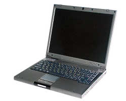 Ноутбук RoverBook Voyager B400 C-M 1500/256/40(5400)/CD-ROM/DOS