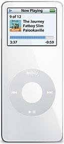 MP3-плеер Apple iPod nano 1Gb white