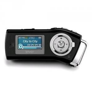 MP3-плеер iRiver T10 2Gb Shine Black