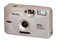 Фотоаппарат Konica POP EF-7 Kit