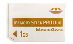 Карта памяти Transcend Memory Stick Duo Pro 1 GB