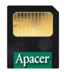 Карта памяти Apacer Compact Flash 128Mb 24x (96.21283.010)