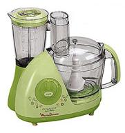Кухонный комбайн Moulinex Ovatio 2 Duo Press AAT5 Green
