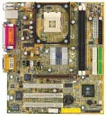Системная плата GigaByte GA-8SIMLP SiS 650 (AGP, w/video, PC2700 DDR SDRAM, FSB 533MHz, w/audio)
