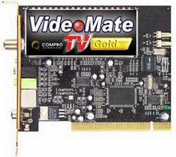 Compro VideoMate TV Gold