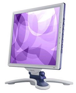 Монитор ЖК BenQ FP783 Multimedia Silver-Black