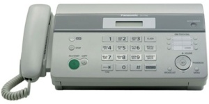 Факс Panasonic KX-FT982UA-W