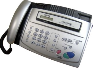 Факс Brother Fax 236
