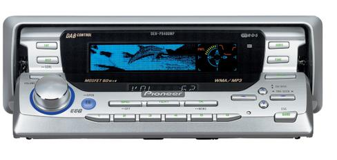 ������������� Pioneer DEH-P8400MP