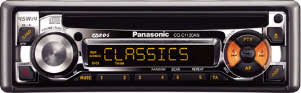 Автомагнитола Panasonic CQ-C1120AN